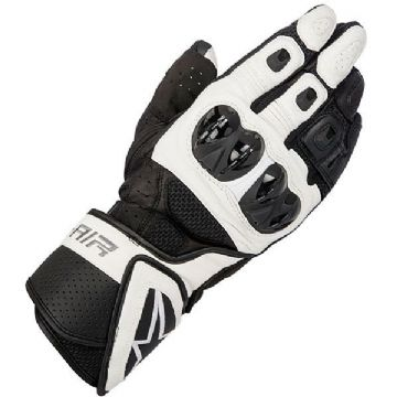 Alpinestars SP Air Vented Leather Motorcycle Sports Glove - Black White